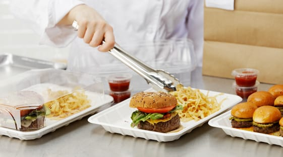 Disposable Tableware from Fortessa Tableware Solutions