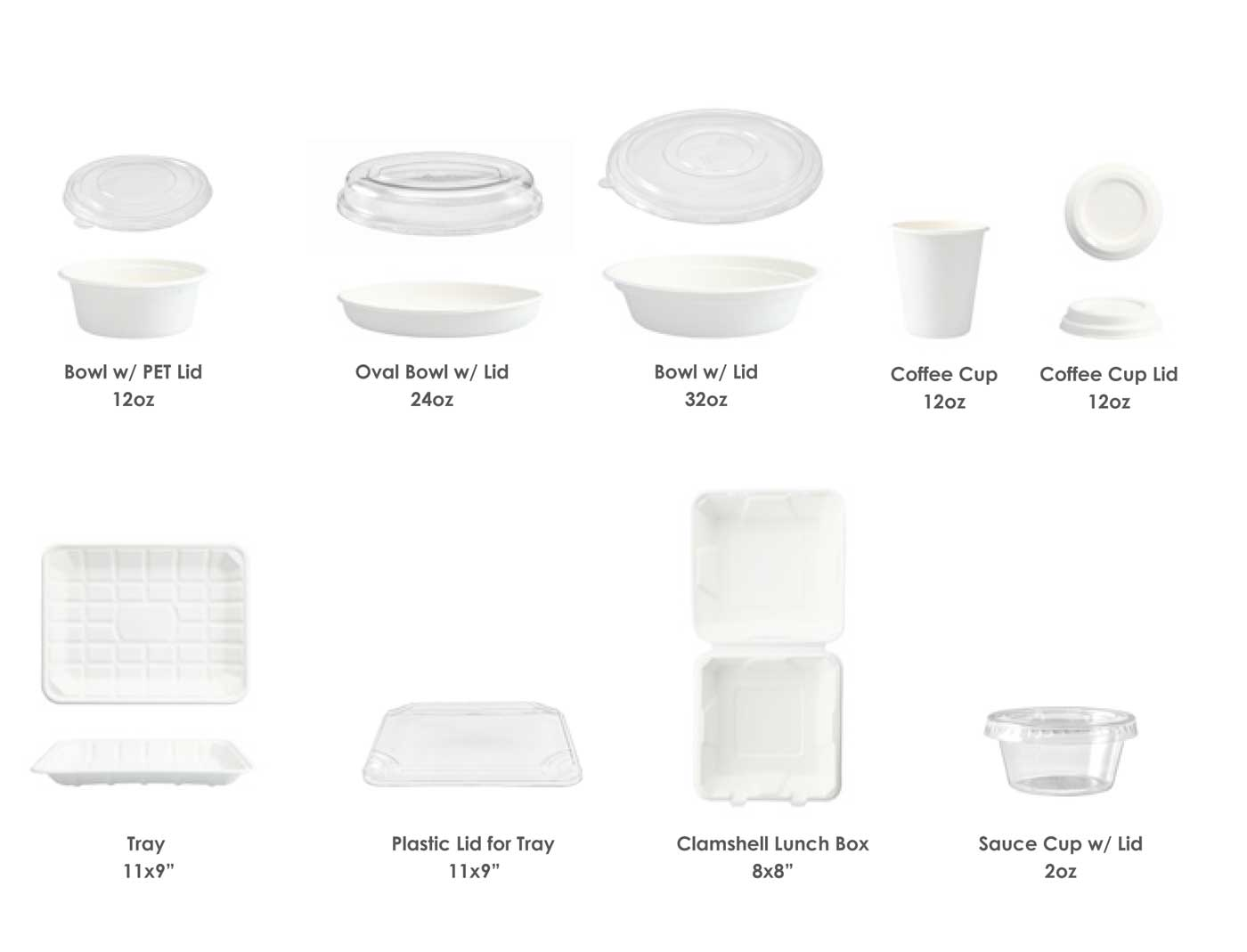 Images of Disposable Tableware from Fortessa Tableware Solutions